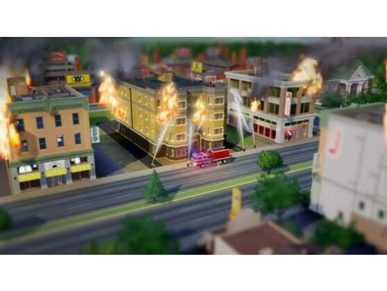 Eine echte Katastrophe: der Sim City-Launch.