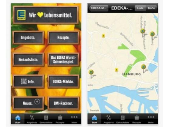 edeka mobiles bezahlen per smartphone in hamburg und berlin netzwelt. Black Bedroom Furniture Sets. Home Design Ideas