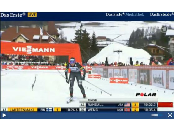 Das Erste Deutsche Fernsehen gibt es ab sofort auch als Live-Stream.