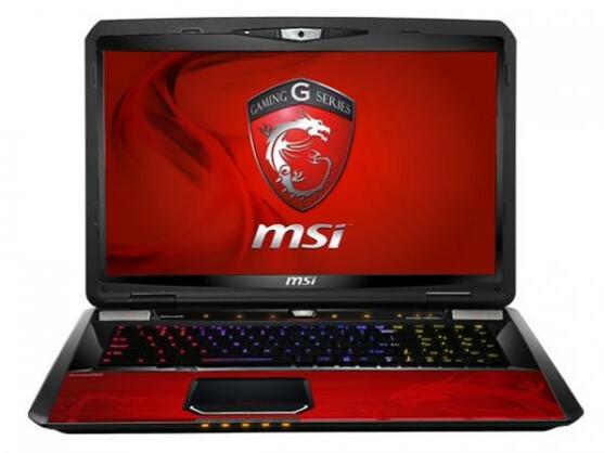 Eines der ersten Geräte mit Intels Haswell-Chipsatz: MSI GT70 Dragon Edition 2.
