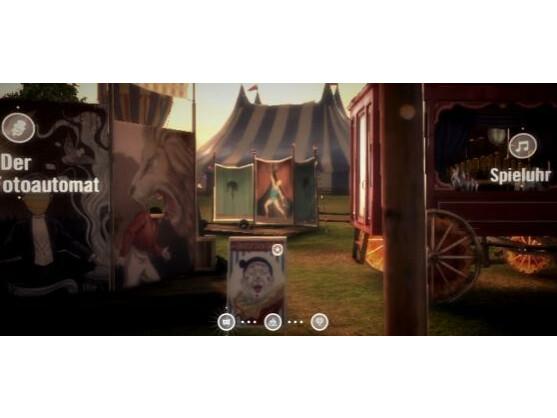 In dem Experiment besucht der Nutzer die Welt von Oz.