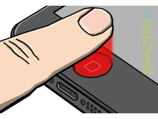 Ein Fingerabdruckscanner soll das Hauptfeature des iPhone 5S sein.