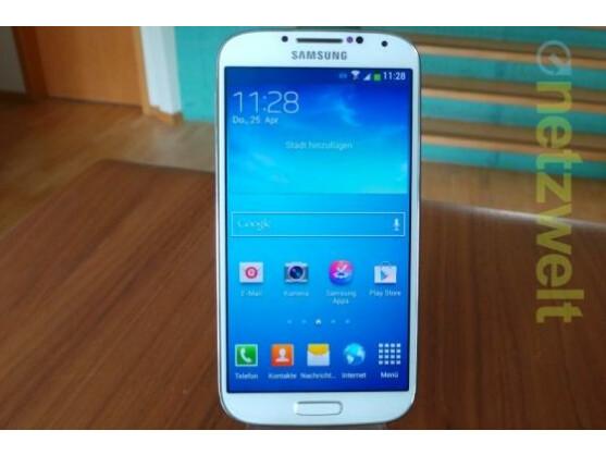 Das Galaxy S4 hat sich Medienberichten zufolge bereits 20 Millionen Mal verkauft.