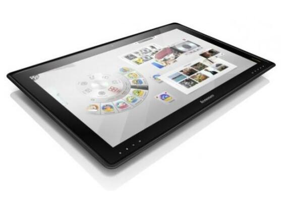 Für die ganze Familie: Lenovo stellt im Vorfeld der CES 2013 den Tischcomputer Horizon 27 vor.