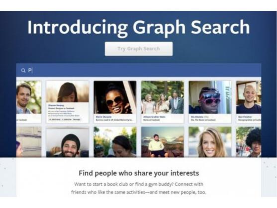Mit der Graph Search lässt sich jede Menge anstellen.