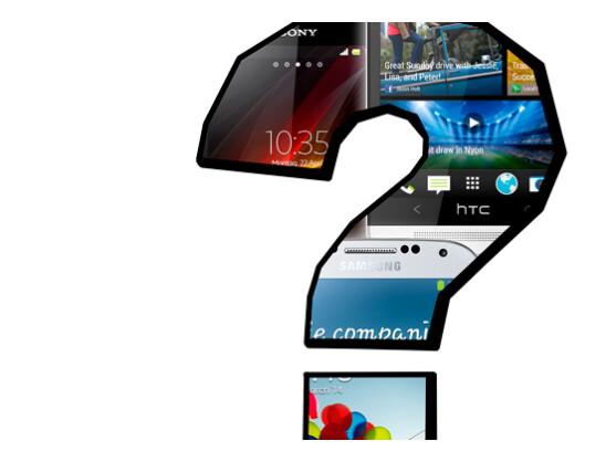 Der Handy-Selbsttest von netzwelt verrät, ob Sie besser das HTC One, das Sony Xperia Z oder das Samsung Galaxy S4 kaufen sollten.
