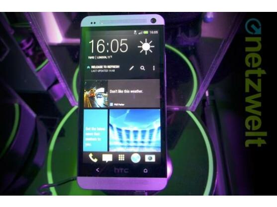 Das HTC One erhält aktuell ein Update auf Android 4.2.