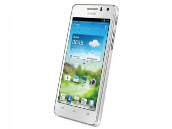 Das Huawei Ascend G 615 bietet viel Technik für wenig Geld.