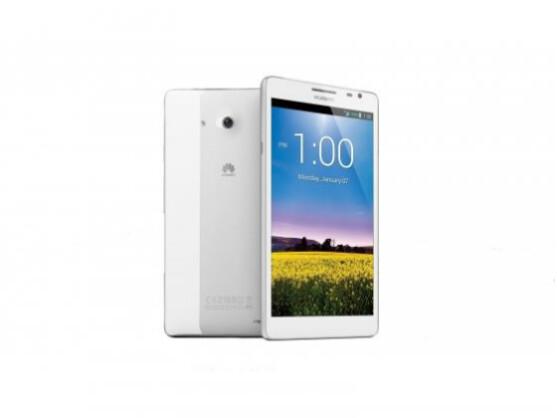 Huawei hat mit dem Ascend Mate ein Smartphone mit einem 6,1-Zoll-Display präsentiert.