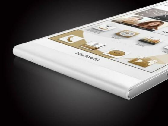 Huawei Ascend P6: Neue Bilder von Huawei veröffentlicht.