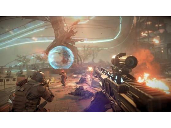 Konnte mit beeindruckender Grafik begeistern: Killzone Shadow Fall.