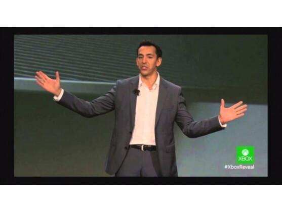 Laut Yusuf Mehdi wurde die CPU-Leistung der Xbox One verbessert.