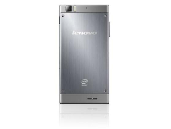 Das Lenovo K900 ist das erste Smartphone mit Intels Dual-Core-Prozessor Clover Trail+.