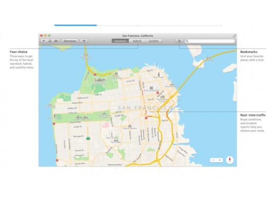 Maps: Routen auf dem Desktop planen und auf mobile Geräte wie iPhone, iPod oder iPad übertragen.