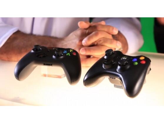 Microsoft spezifzierte nun die Unterschiede zwischen dem alten Xbox 360-Gamepad und neuen Xbox One-Controller.