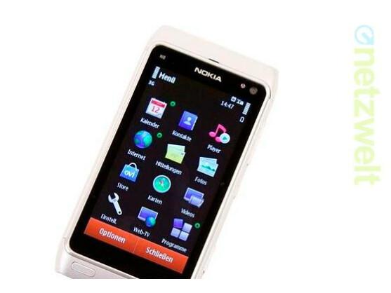 Der Nachfolger des Nokia Lumia 920 soll wie das Nokia N8 (Bild) ein Aluminium-Gehäuse aufweisen.