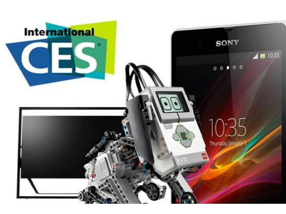 Netzwelt präsentiert die Highlights der CES 2013.