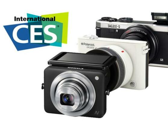 Netzwelt präsentiert interessante Kamera-Neuheiten der CES 2013.