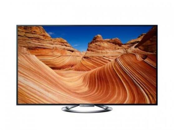 Auch neue Bravia-TVs mit 4K-Auflösung bietet Sony an.