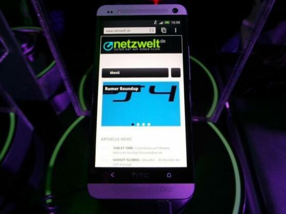 Das neue HTC One verspricht ein neues Sound- und Kameraerlebnis.