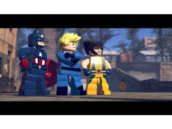 Im neuen LEGO Spiel bilden die Marvel-Superhelden ungewöhnliche Allianzen.