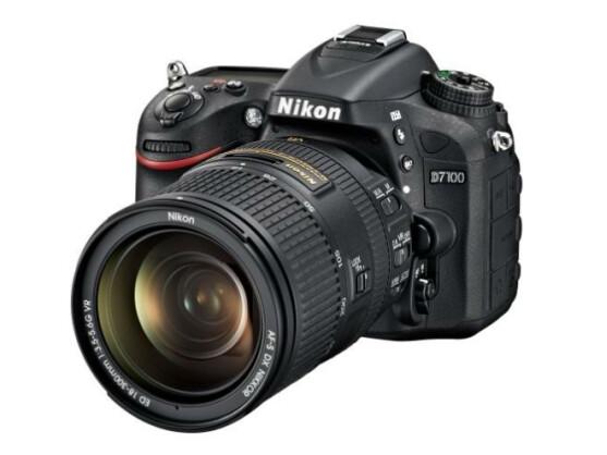 Nikon präsentiert mit der D7100 eine neue DSLR für Hobbyfotografen.