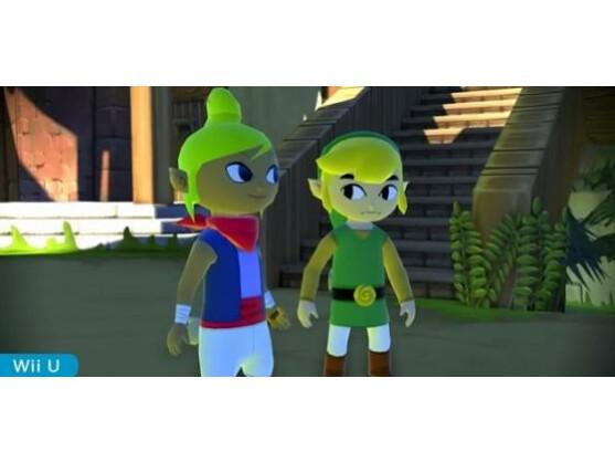 Nintendo hat zwei Zelda-Titel für die Wii U angekündigt.