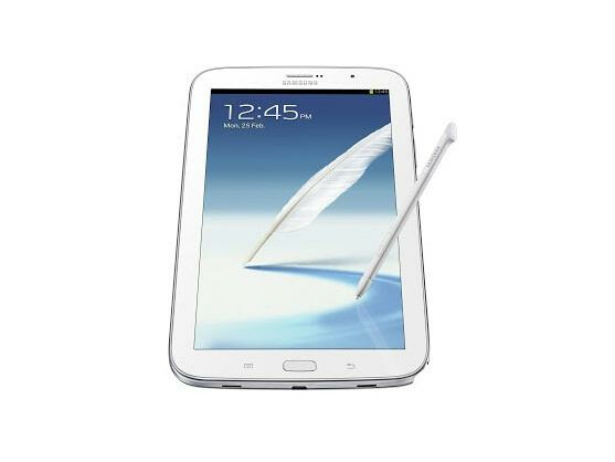 Noch vor Beginn des MWC lüftet Samsung das nicht sehr gut behütete Geheimnis um das Galaxy Note 8.0.