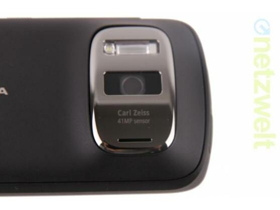 Das Nokia EOS soll wie das Nokia 808 PureView (Bild) über eine 41-Megapixel-Kamera verfügen.