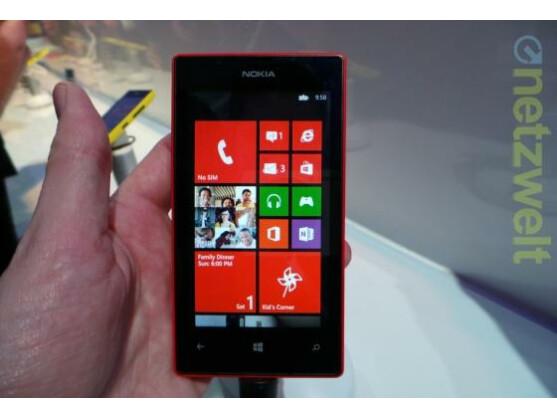 Das Nokia Lumia 520 ist das bislang günstigste Windows Phone 8-Smartphone.