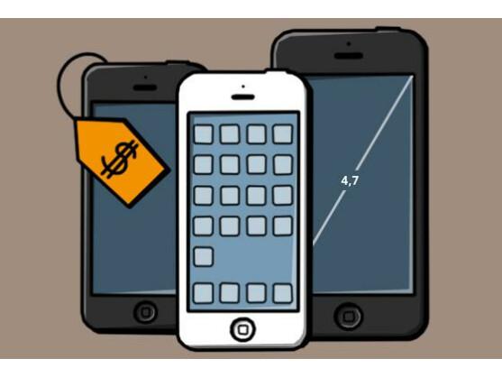 Rund um die nächste iPhone-Generation tummeln sich die wildesten Gerüchte.