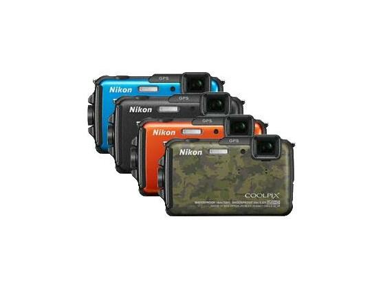 Outdoor-Profi: Die Nikon Coolpix AW110 soll äußerst widerstandsfähig sein.