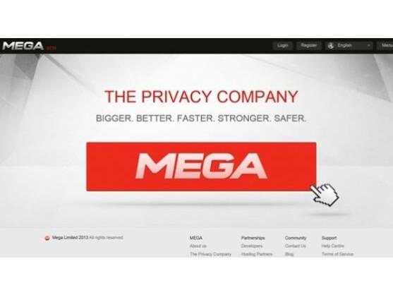 Piracy oder Privacy? Die Webserver von Mega speichern alle Nutzerdaten verschlüsselt.