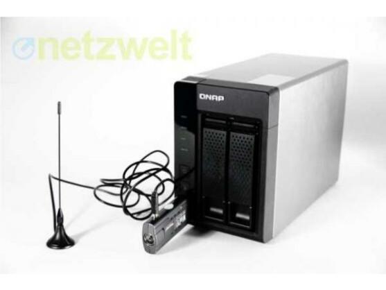 QNAP TS-269L: Mit Software-Erweiterungen wird der Netzwerkspeicher zum Media Player und zur TV Station.