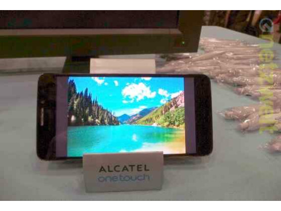 Quadcore CPU, LTE-fähig: das Alcatel One Touch Idol X.