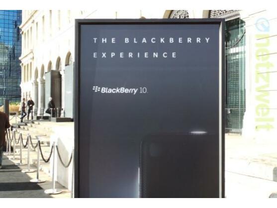 Research in Motion präsentiert mit BlackBerry 10 ein vollkommen überarbeitetes Handy-OS.