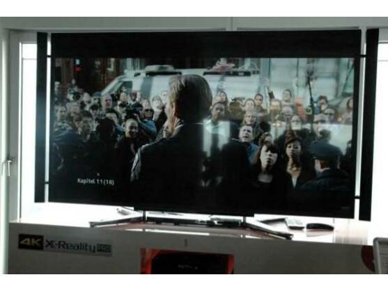 Riesiges Display, hohe Auflösung: der KD-84X9005 von Sony.