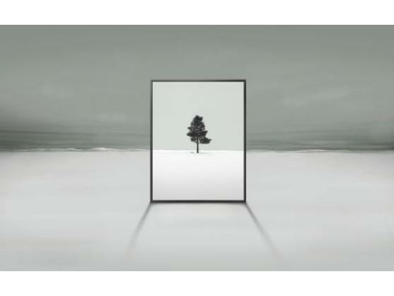 Samsung wird auf der CES 2013 ein neues Fernseher-Design präsentieren.