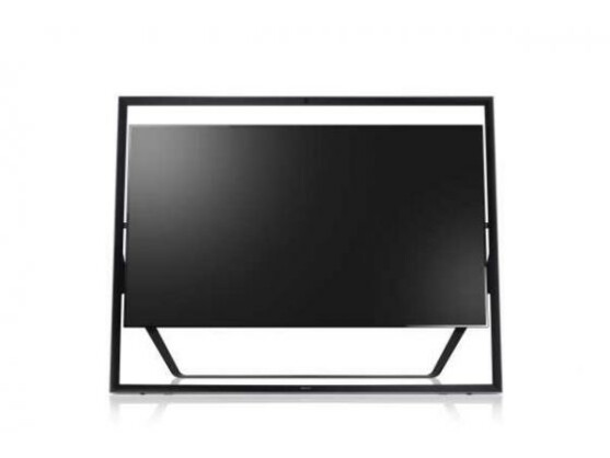 Samsung hat den nach eigenen Angaben weltweit größten, handelsüblichen 4K-Fernseher vorgestellt.