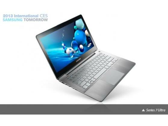 Samsung präsentiert auf der CES 2013 zwei neue Notebook Modelle mit Windows 8.