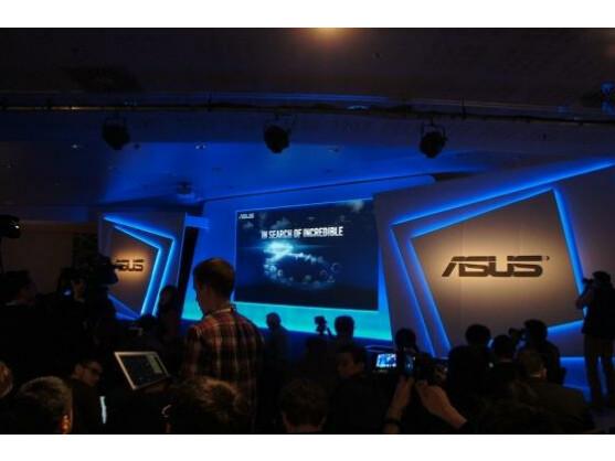 In Search of Incredible lautete das Motto der diesjährigen Asus-Konferenz.