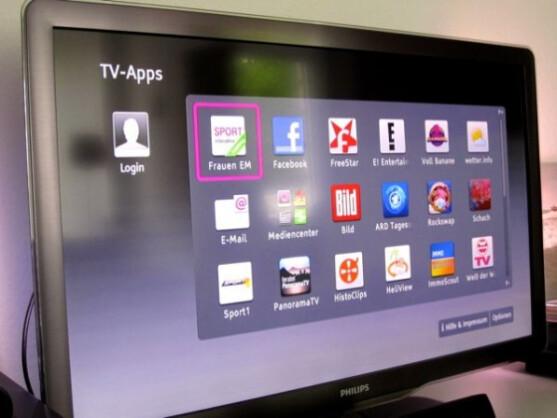 Smart TV-Apps gibt es auch per Telekom Entertain.
