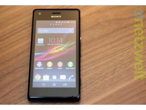 Das Sony Xperia M ist aktuell bereits für weniger als 200 Euro erhältlich.