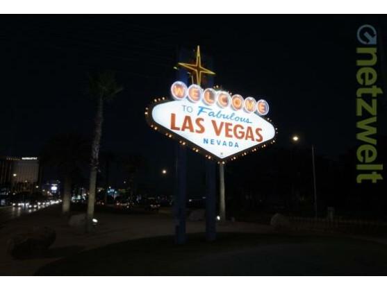 In der Spielerstadt Las Vegas gab es 2013 auf der CES unter anderemdas größte Smartphone der Welt zu sehen.