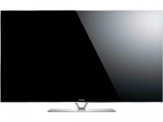 Der Startbildschirm lässt sich personalisieren: der Plasma-TV Panasonic Smart Viera ZT60.
