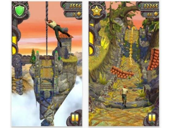 Temple Run 2 steht ab sofort für iOS bereit.