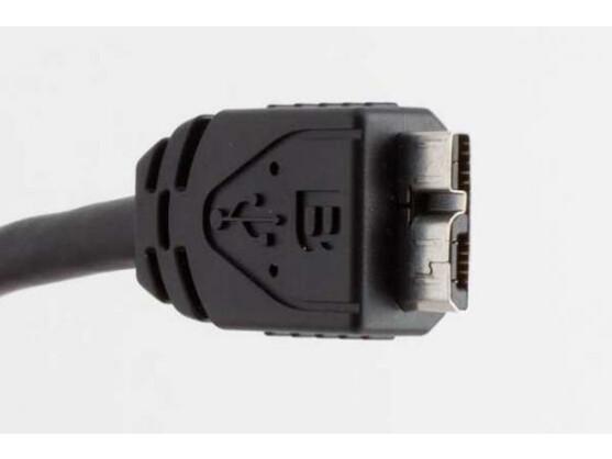 USB-Anschluss: Künftig ermöglicht der Standard 3.0 schnellere Datenverbindungen.