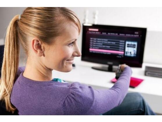 Verspricht Mehrwert: Entertain, das IP-Fernsehen der Telekom.