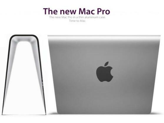 """Viel Luft dazwischen: Design-Konzept """"The new Mac Pro"""""""
