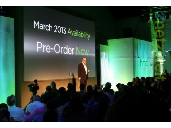 Bei der Vorstellung des HTC One sprach der Hersteller noch von einem weltweiten Verkaufsstart im März. Nun verzögert sich die Auslieferung vielerorts.